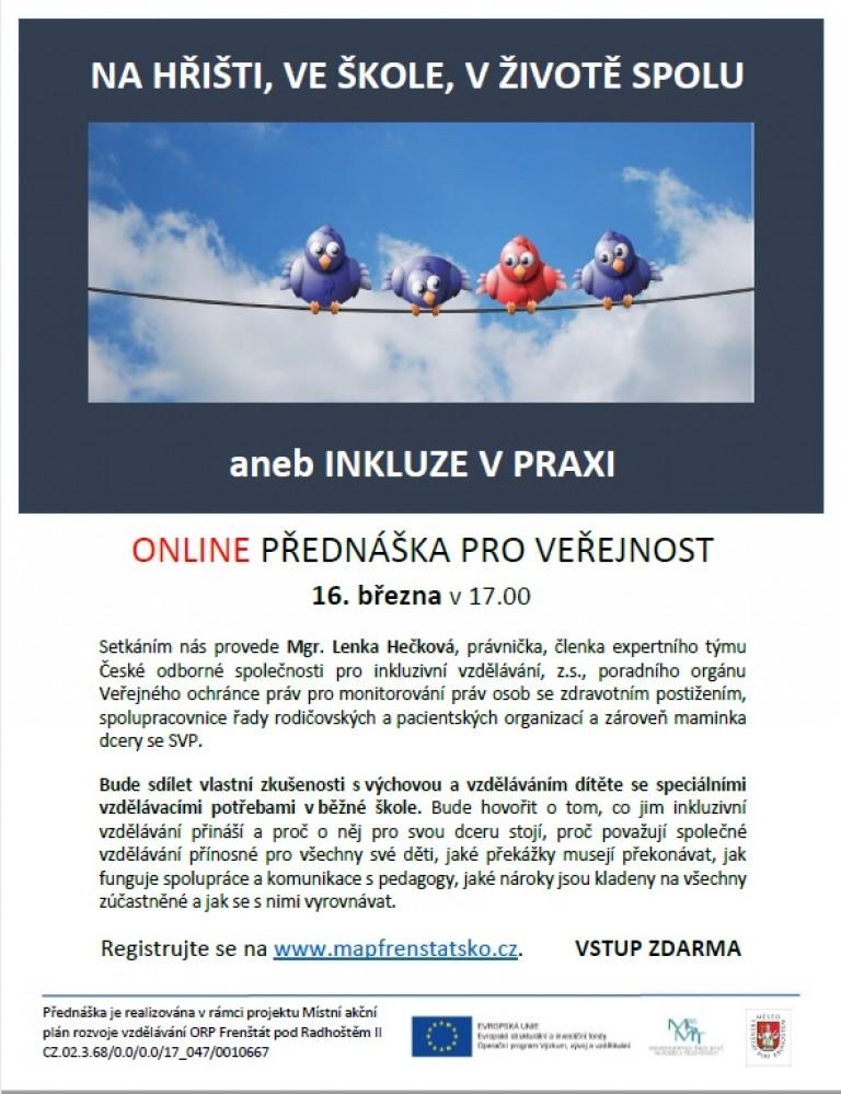 On-line přednáška